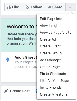 How to Create a Facebook Business Page | Tailor Social